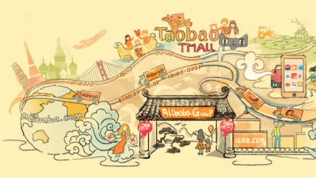 Alibaba Platform Ecosystem