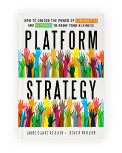 Book: Platform Strategy - How to unlock the power of communities and networks to grow your business