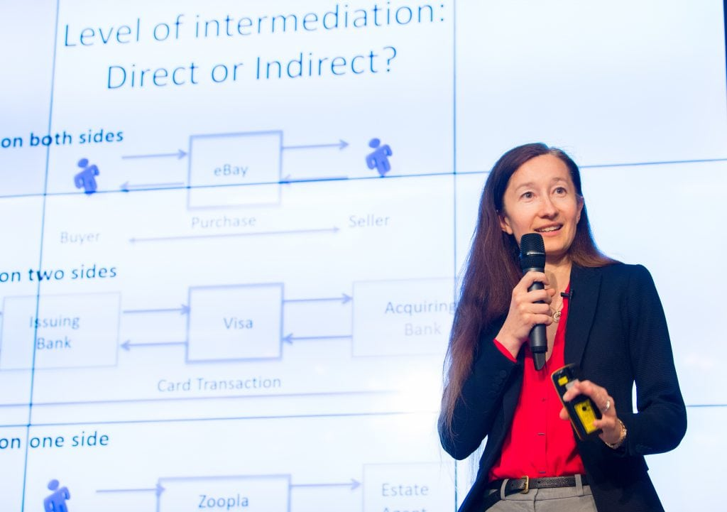 Laure Claire Reillier: Direct or Indirect platforms?