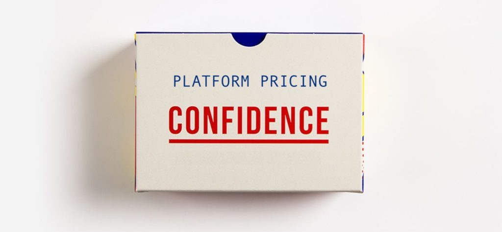 How to Build Platform Pricing Confidence