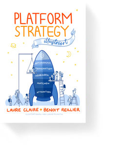 Platform Strategy Illustriert